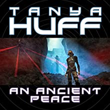 An Ancient Peace: Peacekeepers, Book 1 (       UNABRIDGED) by Tanya Huff Narrated by Marguerite Gavin