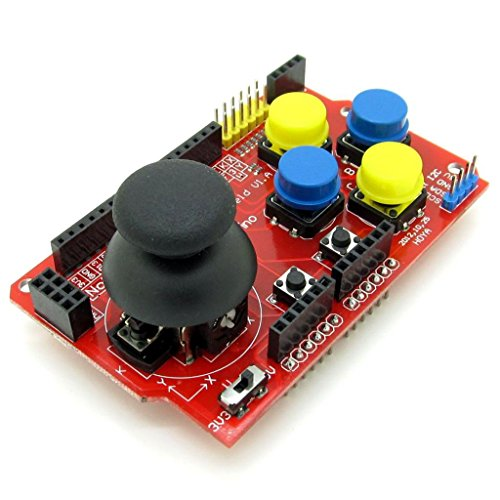 Joystick Shield Expansion Board Keyboard Mouse With I2C Communication Interface