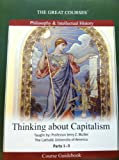 Thinking About Capitalism - Great Courses