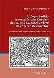 img - for Uplop - Seditio: Innerst dtische Unruhen des 14. und 15. Jahrhunderts im enge . book / textbook / text book