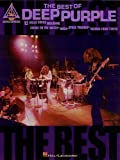 img - for The Best of Deep Purple (Guitar Recorded Version) by Deep Purple (1998-10-01) book / textbook / text book