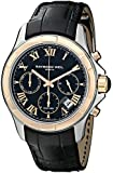 RAYMOND WEIL PARSIFAL 7260-SC5-00208 GENTS STAINLESS STEEL CASE AUTOMATIC WATCH