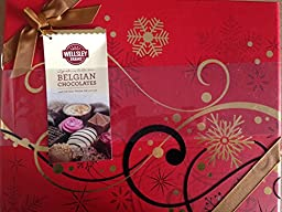 Wellsley Farms Belgian Chocolates Imported From Belgium (Colors My Vary)
