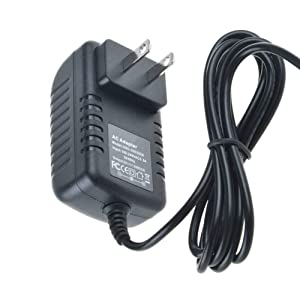 WeGuard AC Adapter for JHS Pedals Morning Glory V4 Overdrive Guitar Effect Pedal Power Supply Cord Mains PSU