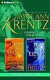 Jayne Ann Krentz CD Collection 3: White Lies, Fired Up