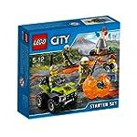 LEGO City Volcano Starter Set 60120