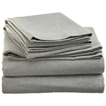La Rochelle Heather Flannel Sheet Set