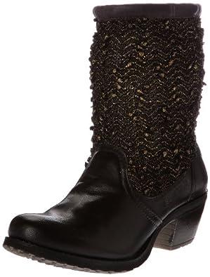 Bunker Ria, Boots femme - Marron (K Moro), 36 EU