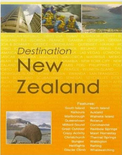 Destination New Zealand [DVD]