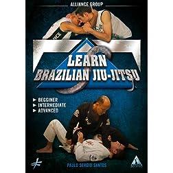 Learn Brazilian Jiu-Jitsu - Beginner, Intermediate & Advanced