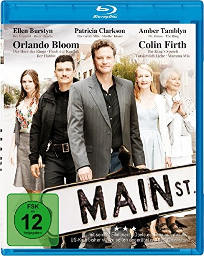 Main St. [Blu-ray]