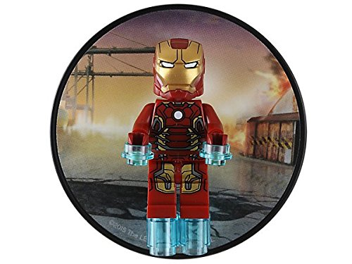 LEGO MARVEL SUPER HEROS IRON MAN MAGNET - 1