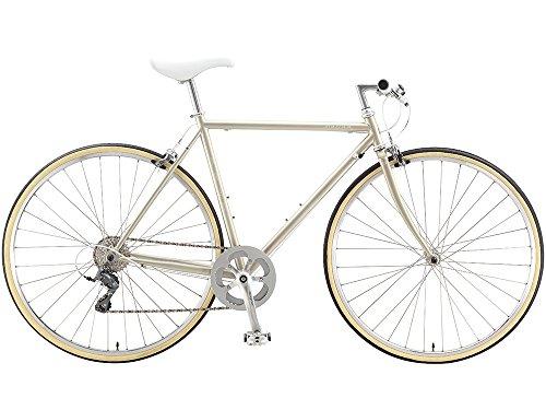 フジ(FUJI) 16'BALLAD(1x8s)クロスバイク シャンパンゴールド 58cm