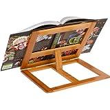 Cookbook Holder - All Natural Bamboo