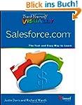 Teach Yourself VISUALLY Salesforce.com