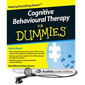 cognitive behavioural therapy for dummies audiobook audio