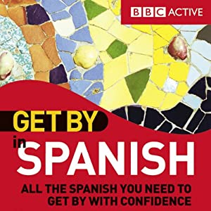 Get By in Spanish Audiobook