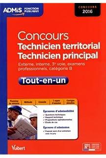 Concours categorie b technicien ccmr - Grille salaire technicien de laboratoire ...