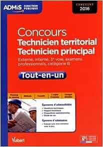 Concours technicien territorial et technicien - Grille indiciaire technicien territorial 2015 ...