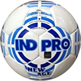 Indpro Unisex Newage Football 5 White Blue