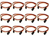 12 x Quantity of Walkera Runner 250 Racer 15CM Servo Lead Extension (JR) 26AWG (Servo Connector) Wire Cable