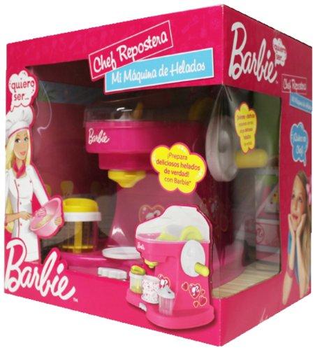 Barbie, Auto des Eises