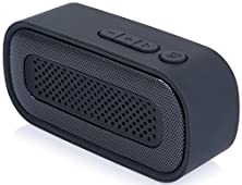 buy Bluetooth Speakers, Antilope Mini Portable Bluetooth Speakers Wireless Speakers, Built-In Rechargeable Battery, 7 Hours Playtime With Powerful Sound For Iphone, Iphone 6S, Ipad Mini, Ipad Air 2, Ipad Air, Ipad 4/3/2, Itouch, Blackberry, Nexus, Samsung, Mp