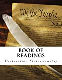 Book of Readings: Supplementary Readings for Declaration Statesmanship