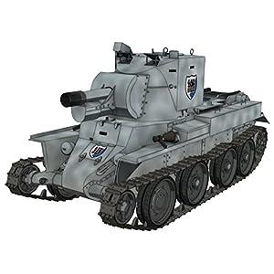 プラッツ ガールズ&パンツァー劇場版 BT-42 突撃砲 継続高校 1/72スケール プラモデル GP72-7