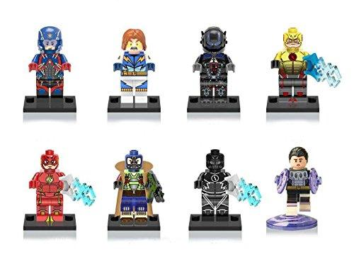 8Piec (All Sinestro Costumes)