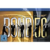 "James Bond - Bond 50: Die Jubil�ums-Collection (ohne Skyfall) [Blu-ray]von ""Sir Sean Connery"""