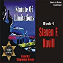 Statute of Limitations: Posadas County Mysteries #4 Audiobook by Steven F. Havill Narrated by Stephanie Brush