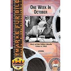 One Week In October DVD