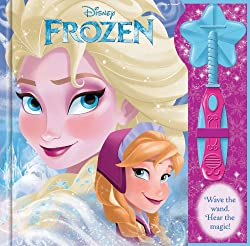 Disney Frozen Sound Book and Magic Wand Set