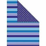 Color Bar 26307 10-Piece Color Bar Card, Lavender Blue