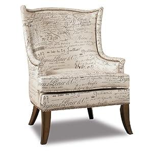 Amazon.com - Sanctuary Paris Accent Chair - Armchairs