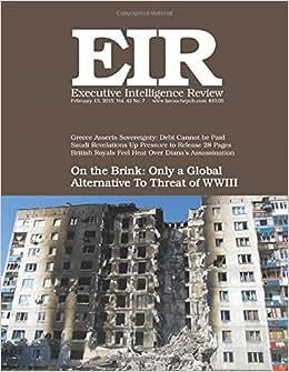 Executive Intelligence Review; Volume 42, Issue 7: Published February 13, 2015