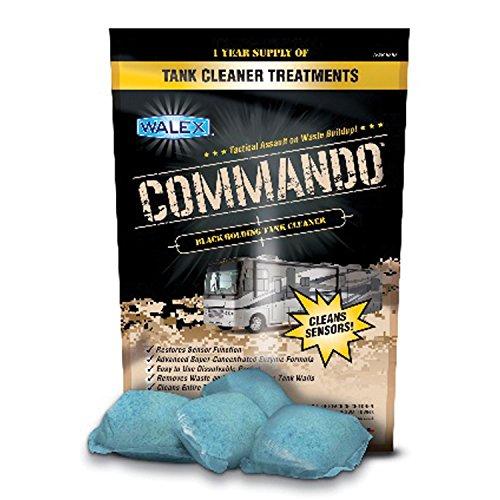 walex-cmdobg-commando-black-tank-cleaner-4-pack-drop-ins