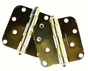 The Original Adjustable Door Hinge Epb2b16 Exterior Hinges 2 Count