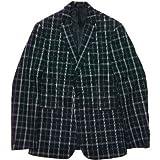 (ポロ ラルフローレン) テーラードジャケット メンズ コットン 紺 ネイビー Polo Ralph Lauren JACKET 094[並行輸入品] 42L