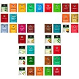Custom Variety Tea Bags - Sampler Assortment Variety Tea Bags (38 Pack)