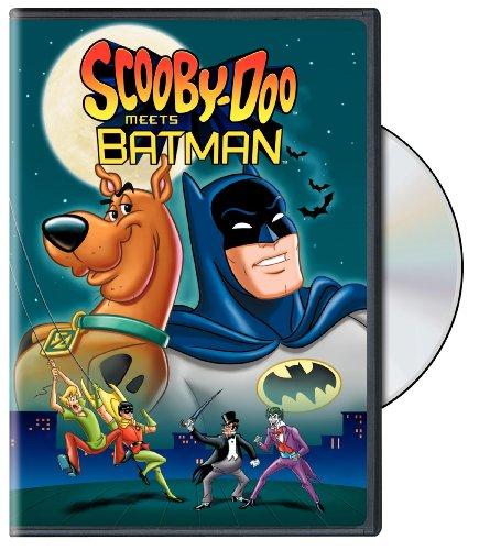Scooby-doo Meets Batman at Gotham City Store