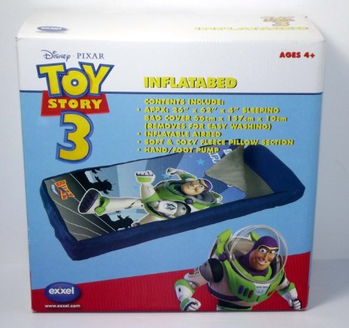 Toy Story 3 Ready Bed Inflatable EZ