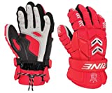 Brine LGLMES2 Messiah Men's Fielder Lacrosse Gloves (Call 1-800-327-0074 to order)