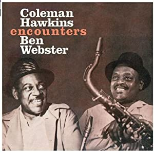 Encounters Ben Webster (Vinyl)