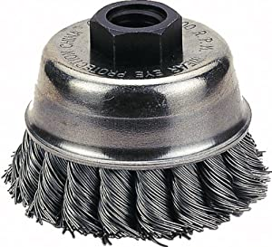 Thermadyne 1423-2110 Firepower 3-Inch Cup Brush Knotted Wire