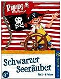 Pippi Kartenspiel Schwarzer Seeräuber