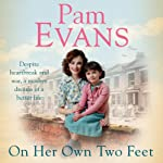 On Her Own Two Feet | Pam Evans