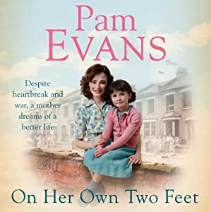 On Her Own Two Feet Audiobook