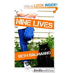 """<strong>Kids Corner Reporter, 4th Grader Colton D., Reviews <em>Nine Lives</em> by Beth Balmanno & Our Reviewer Was Shocked by The Ending - """"The book was very suspenseful. The ending was a total surprise to me."""" Find Out More From Colton's Review!</strong>"""